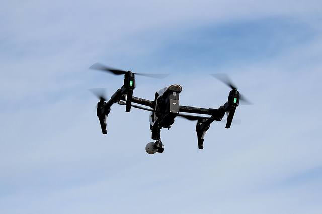 So It Begins: American Police Start Pushing to Weaponize Domestic Drones